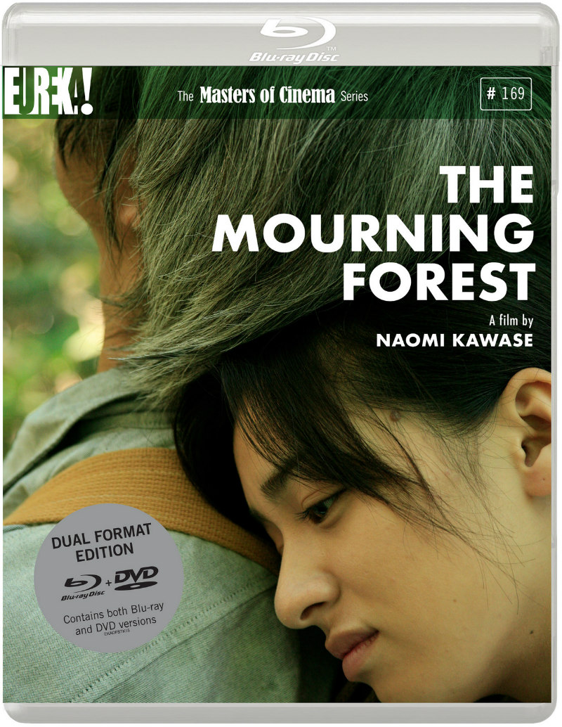 the mourning forest eureka bluray