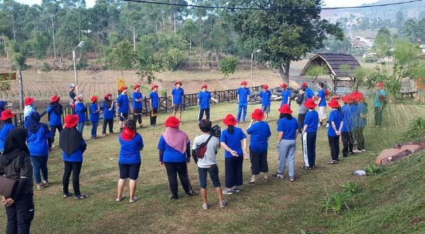 gambar 21 fun game dan team building gravity adventure @gravity_outbound