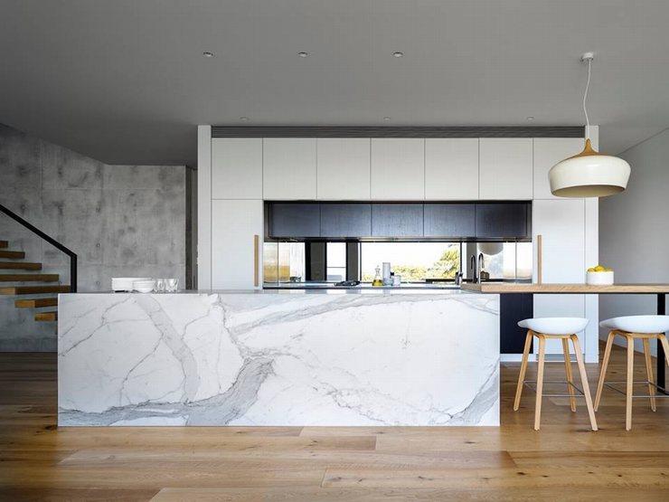 thiết kế thi công nội thất nhà bếp độc đáo 10