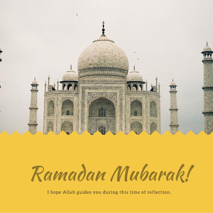 Salam Ramadhan 1442H