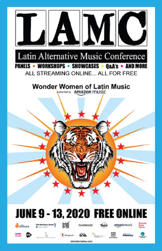 Latin Alternative Music Conference LAMC 2020