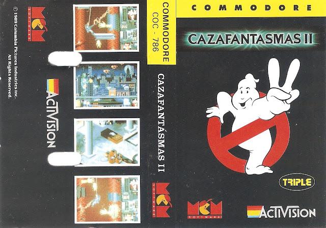 Cazafantasmas II