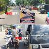 Operasi Yustisi Digelar Polsek Galsel, Untuk Menegur Pengguna Jalan Yang Tak Pakai Masker
