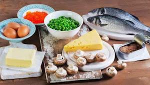 7 Daftar Makanan Yang Banyak Mengandung Vitamin D, Baik Dikonsumsi Semua Usia