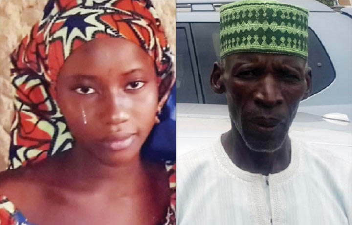 Buhari should return my daughter - Father of 14-year-old girl forced into marriage by Emir of Katsina