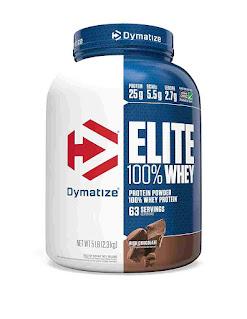 6).Dymatize Nutrition Elite 100% Whey Protein Isolate
