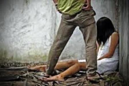 gadis diperkosa ayah kandungnya
