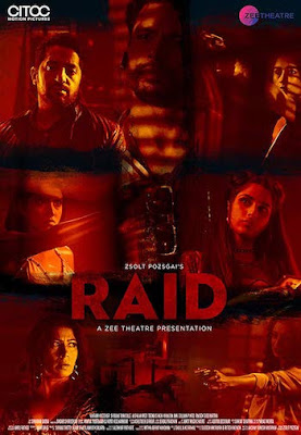 Raid 2019 Hindi 720p WEB-DL 600mb