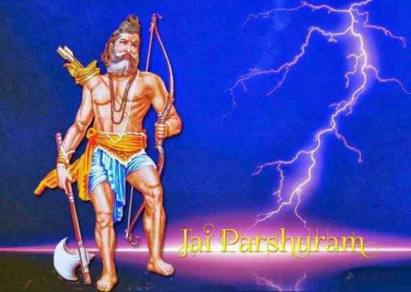 Parashuram Jayanti 2019