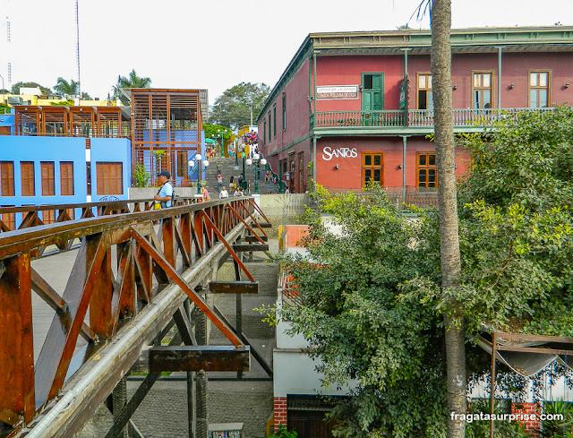 Distrito de Barranco, Lima, Peru