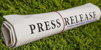 Free Press Release Submission Sites List 2018