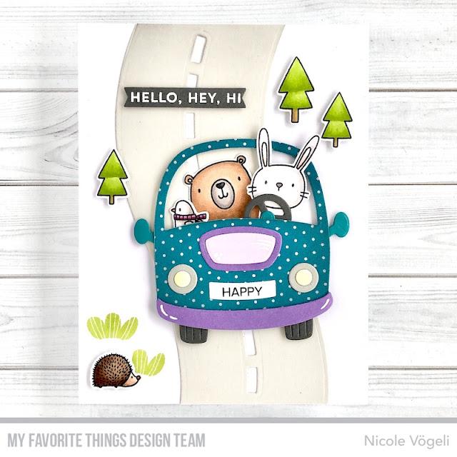 Frau Vögeli: Better Together * MFT Card Kit Release