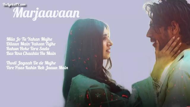Thodi Jagah De De Mujhe Lyrics - Arijit Singh