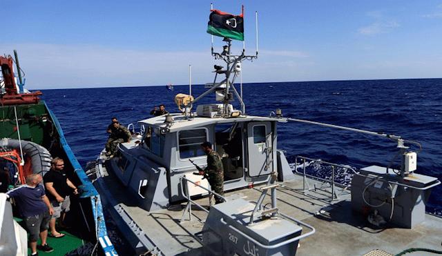 الإفراج عن بحّارة ملولش المحتجزين في ليبيا
