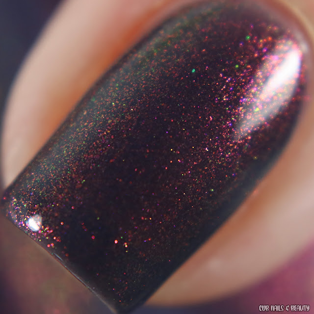 Poetry Cowgirl Nail Polish-There's Light After This