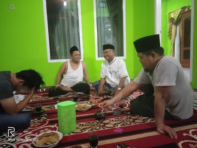 Cawabup Kh. Imam Suhadi Lampung Tengah Bersinar Sederhana Saat Kampanye Bersama Masyarakat Di Seputih Raman