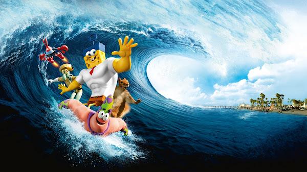 wallpaper spongebob for pc