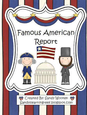 https://www.teacherspayteachers.com/Product/Famous-Americans-Biography-Report-Graphic-Organizer-W12-W22-W32-622878