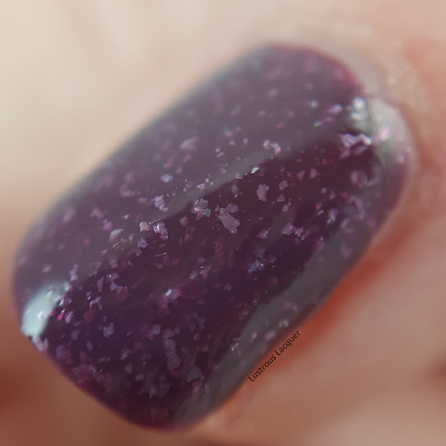 Desert-divas-collection-spring-2017-plum-nail-polish-with flakies