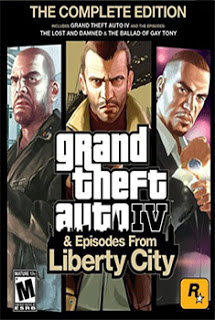 Grand Theft Auto IV Complete Edition Torrent (PC)