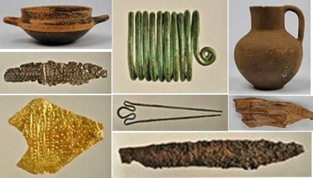 Δείτε Τα Κλεμμένα Αρχαία Αντικείμενα Από Την Αμφίπολη Βρίσκονται Στο Βρετανικό Μουσείο