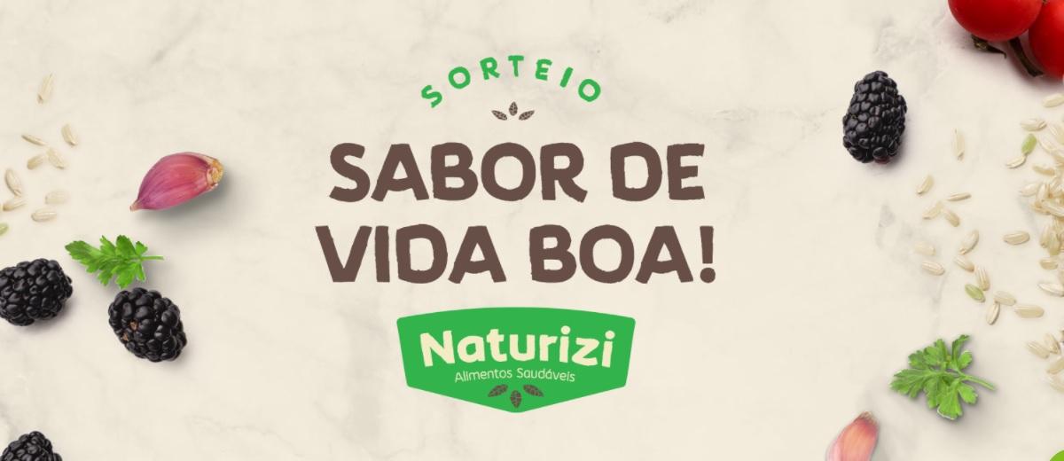 Promoção Arroz Naturizi 2021 Sabor de Vida Boa Kits de Produtos e Jantar Especial