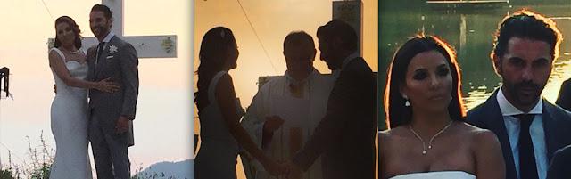 boda eva longoria y pepe baston