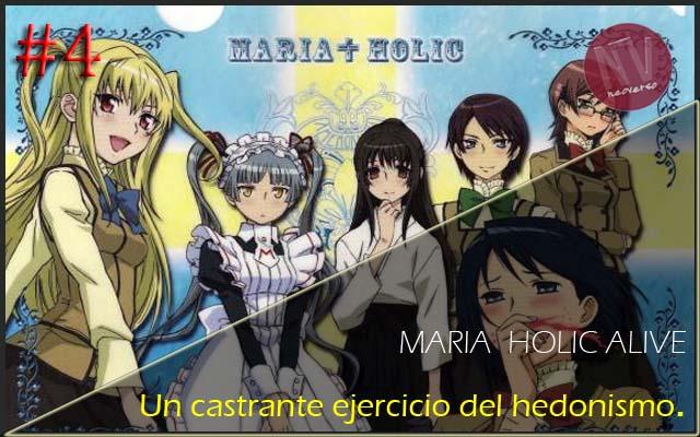 maria holic alive imagenes