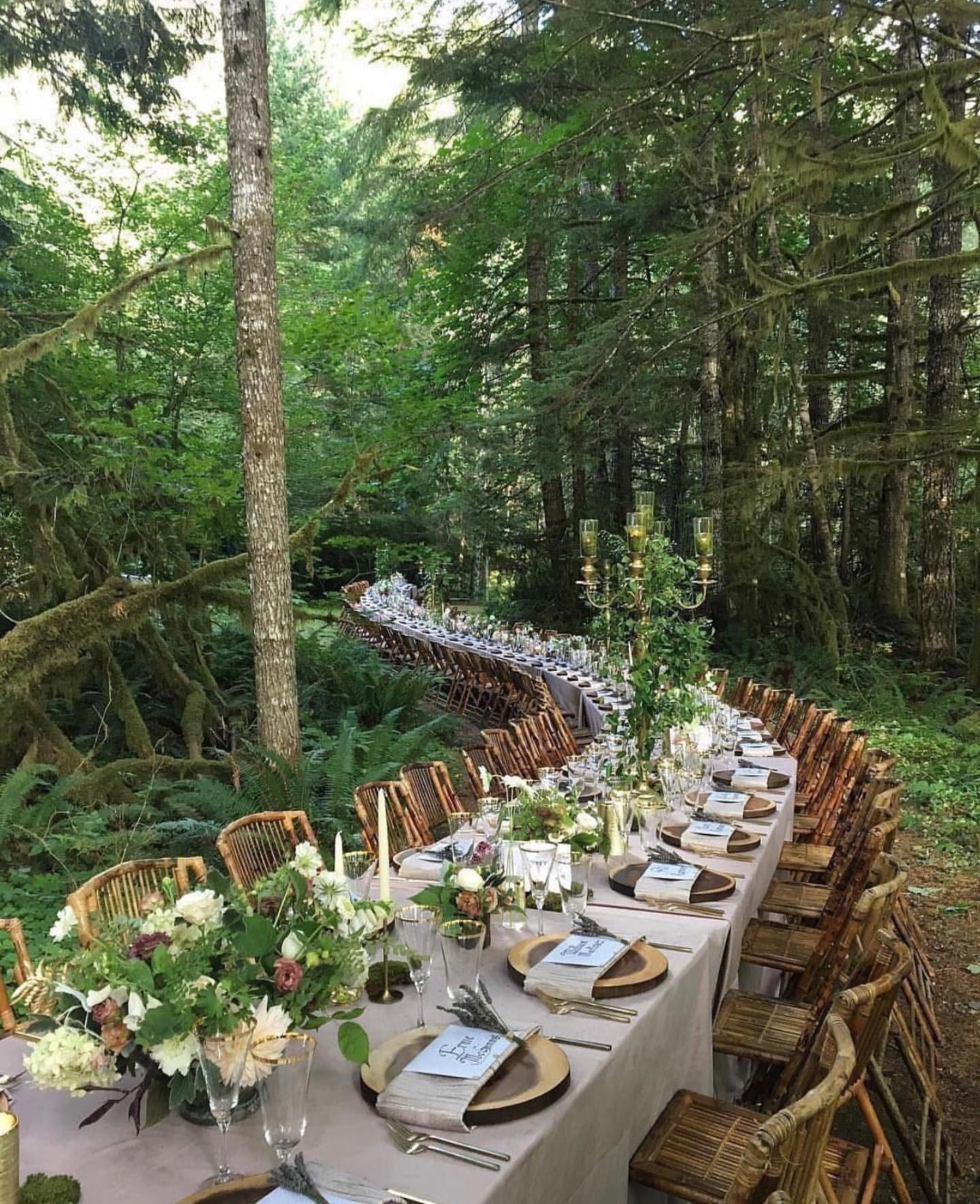 La magia de celebrar en el bosque_4