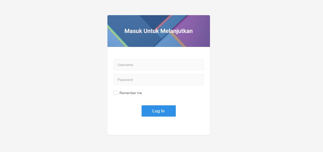 Aplikasi Laundry Berbasis Web Menggunakan Php Gratis - Kumpulanaplikasi