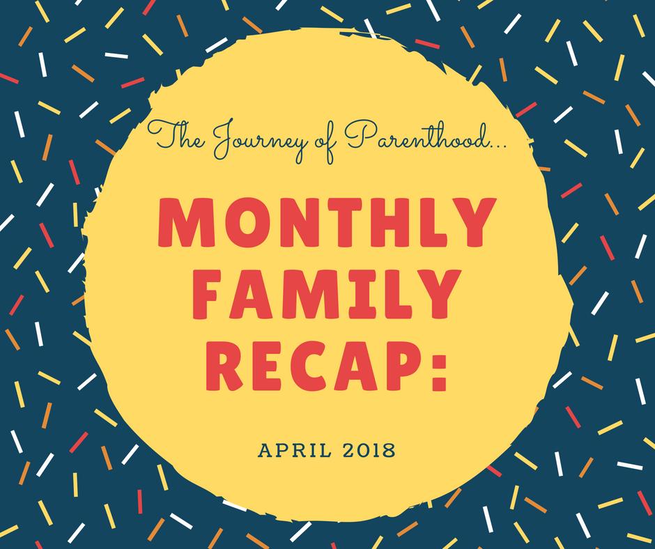 Family Fun: April 2018