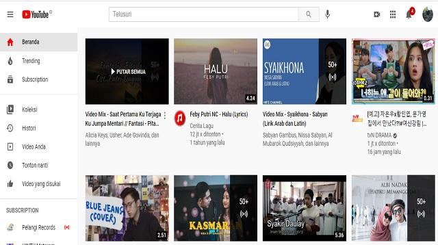 Cara Mengganti Foto Profil Youtube