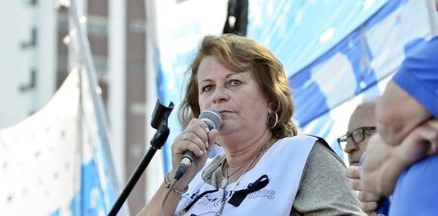 Docentes bonaerenses reclaman al Gobierno provincial la convocatoria a paritarias