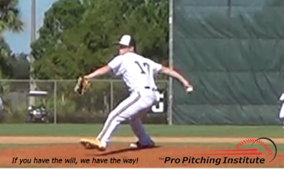 By following our copyrighted pitch location protocol, the Pro Pitching Institute shows you how to send your inner ear the right messages, keep your throwing arm free to respond to your lower body and force you to deliver every pitch into your target.