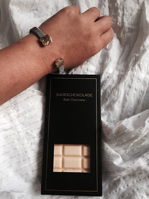 czekolada do kąpieli