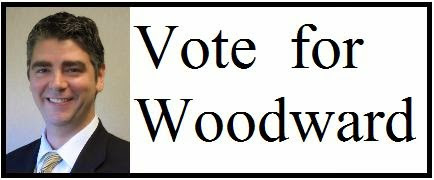 Jason Woodward Write-In Candidate for US President