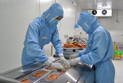 Tuyển 40 nữ xuất khẩu lao động làm chế biến thực phẩm tại Shizuoka