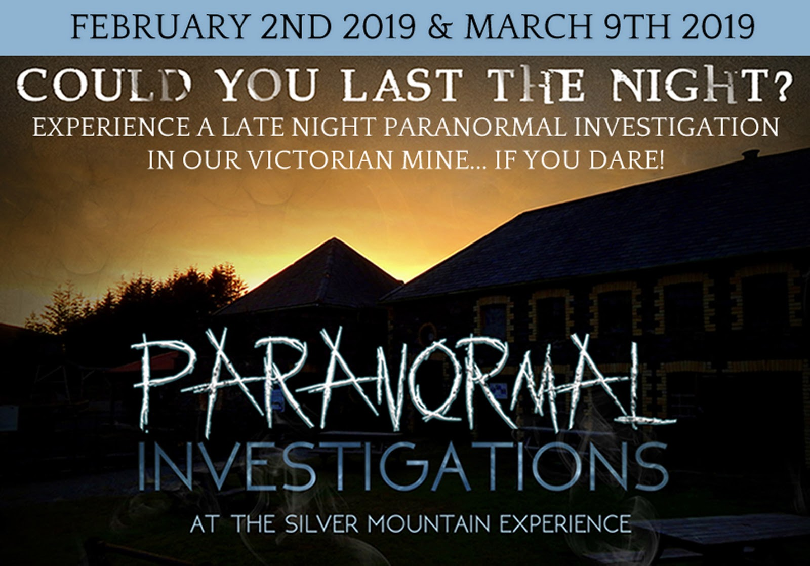 New spooky dates for ghost hunters at Mid Wales visitor attraction