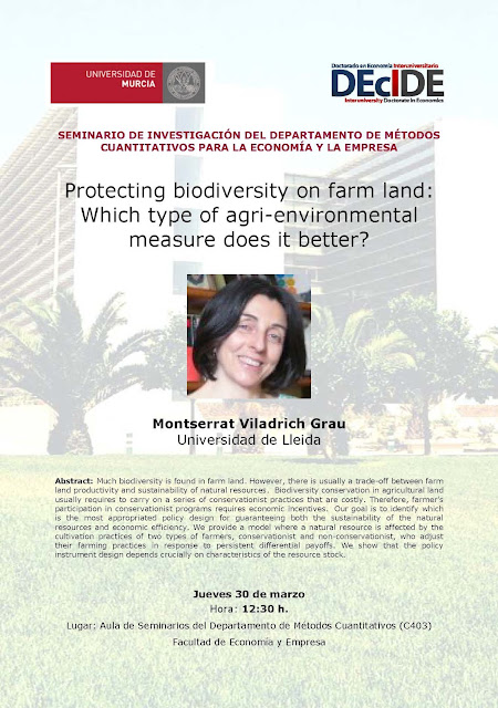 Protecting biodiversity on farm land: Which type of agri-envirenmental measura does it better?