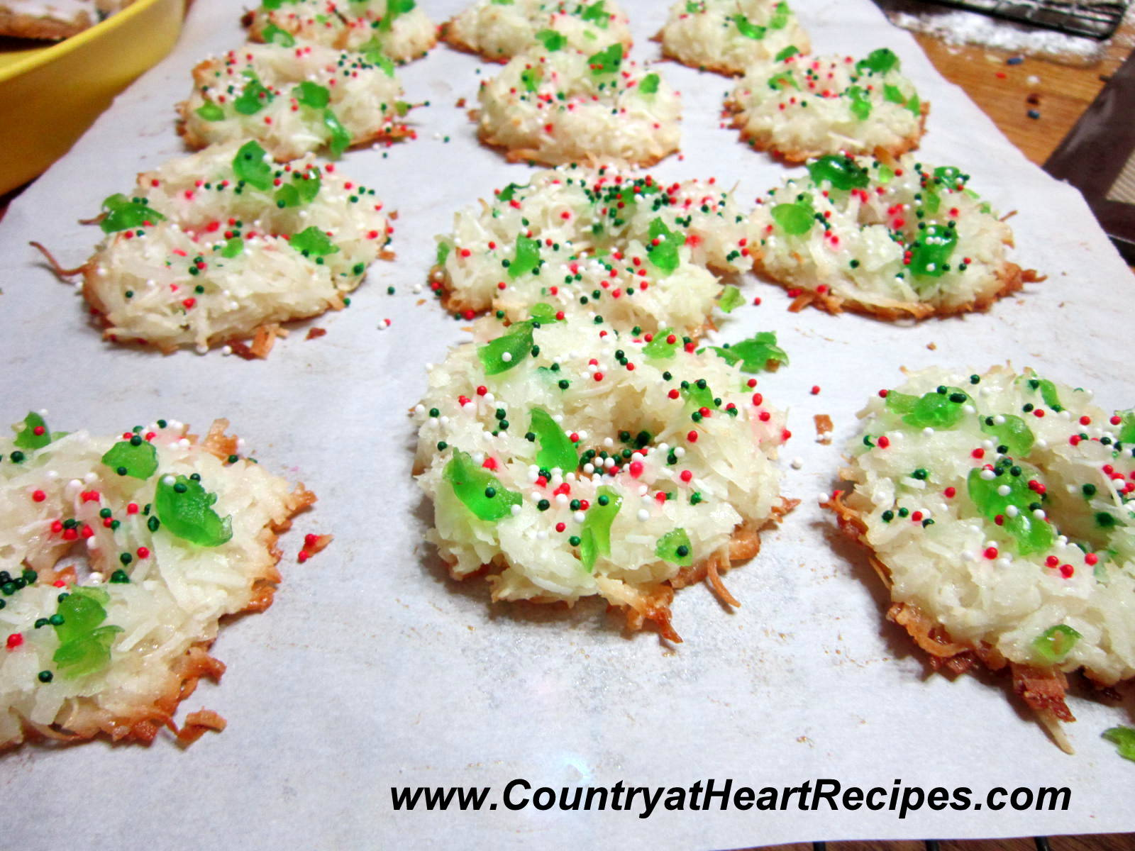 country at heart recipes 2015