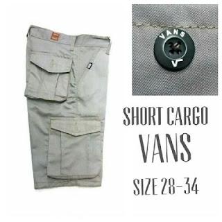 Celana Cargo terbaru