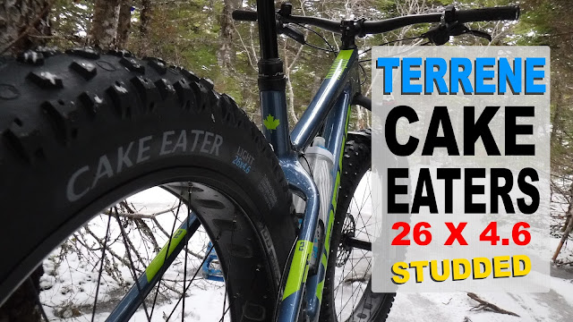 Fatbike Republic Terrene Cake Eater 26 x4.6 Wazzia Johnny 5