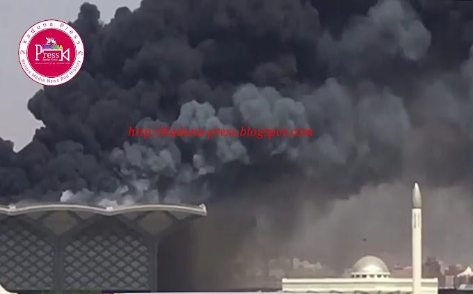 Saudiyyah: Gobara Ta Tashi A Tashar Jiragen Kasa Ta Birnin Jeddah