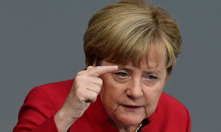 German Chancellor Angela Merkel will seek reelection
