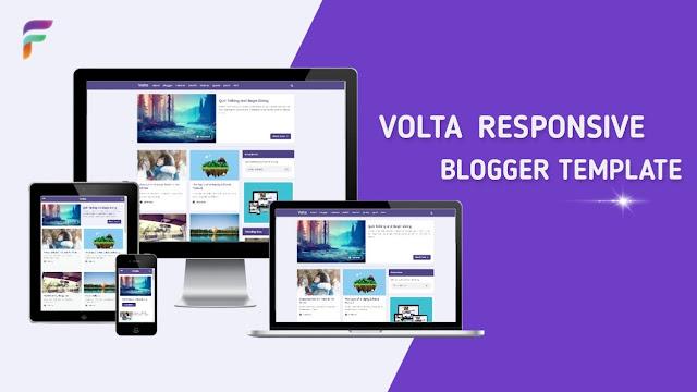 Volta Responsive Speed Premium Version