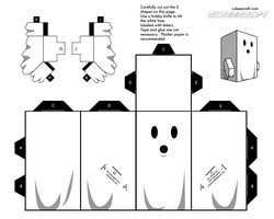 Descargar cubeecraft fantasma, especial Halloween