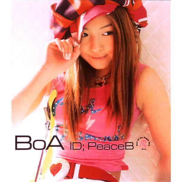 BoA – ID; Peace B – EP (ITUNES PLUS AAC M4A)