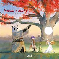 """Jon J Muth, """"Panda i duchy"""""""