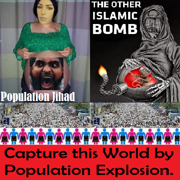 Population JIHAD BOMB