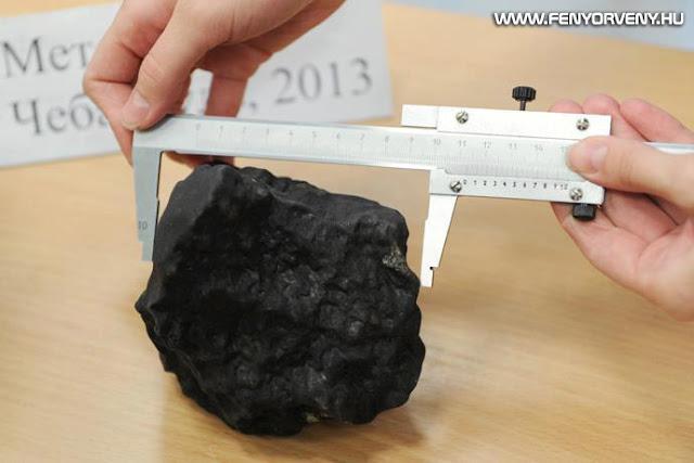 1kg-os oroszországi meteor darab